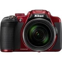 Appareil photo numérique bridge NIKON CoolPix P610 rouge