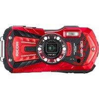 Appareil photo numérique compact RICOH WG 30 rouge