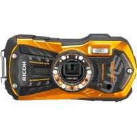 Appareil photo numérique compact RICOH WG30 W orange