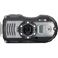 Appareil photo numérique compact RICOH WG 5 GPS gris métallique