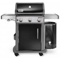 Barbecue gaz WEBER Spirit Premium E 320 GBS Black 46713353