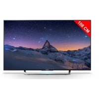 TV LED 4K 108 cm SONY KD43X8305CBAEP
