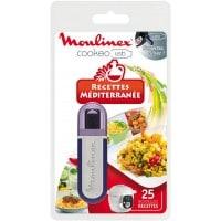 Accessoire mijoteur MOULINEX XA600011 Clé USB 25 recettes Méditérannéene
