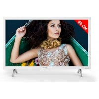 TV LED 60 cm THOMSON 24HA4243W Blanc