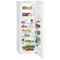 Réfrigérateur congélateur haut LIEBHERR CT3306 22