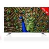 TV LED 4K 123 cm LG 49UF772V