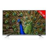 TV LED 4K 139 cm LG 55UF772V