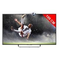 TV LED Full HD 3D 189 cm SONY KDL75W855CBAEP