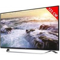 TV LED 4K 3D 123 cm LG 49UF850V