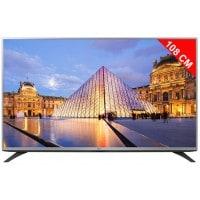 TV LED Full HD 108 cm LG 43LF5400