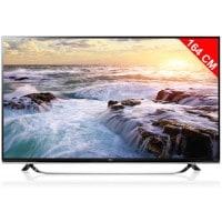 TV LED 4K 3D 164 cm LG 65UF850V