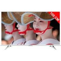 TV LED Full HD 100 cm THOMSON 40FA5403W Blanc