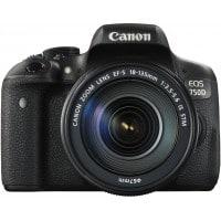 Appareil photo numérique reflex CANON EOS 750D EF S 18 135 IS STM