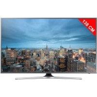 TV LED 4K 138 cm SAMSUNG UE55JU6800