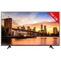 TV LED 4K 164 cm LG 65UF680V