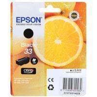 Cartouche dencre EPSON T3331 Oranges noir