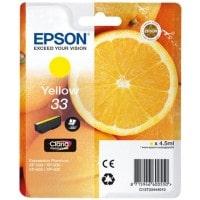 Cartouche dencre EPSON T3344 Oranges jaune