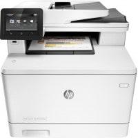 Imprimante multifonction laser HP Color LaserJet Pro MFP M477fdw