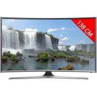 TV LED Full HD incurvé 138 cm SAMSUNG UE55J6300