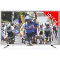 TV LED Full HD 109 cm SHARP LC 43CFE6141EW