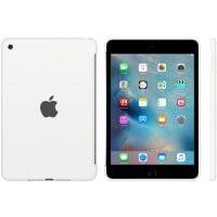 Coque iPad APPLE Coque en silicone blanc pour iPad mini 4