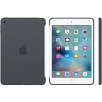 Coque iPad APPLE Coque en silicone gris pour iPad mini 4