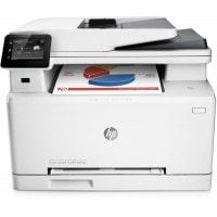 Imprimante multifonction laser HP Color LaserJet Pro M277dw