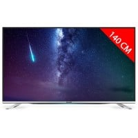 TV LED Full HD 3D 140 cm SHARP LC 55SFE7452E