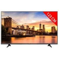 TV LED 4K 123 cm LG 49UF680V