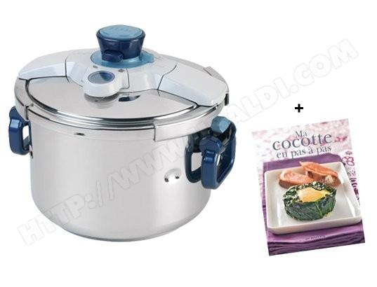 Cocotte minute SEB CLIPSO CONTROL + 8 litres P4111408